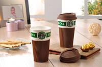 Термокружка керамическая Starbucks Eco Life