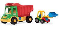 Multi Truck грузовик с трактором (wader) 32210
