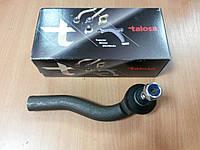 """Наконечник рулевой Fiat Doblo (119) 1.3, 1.9, 2001>; Cargo (223) 1.3, 1.9 2001> левый 42-03276 """"TALOSA"""", фото 1"""