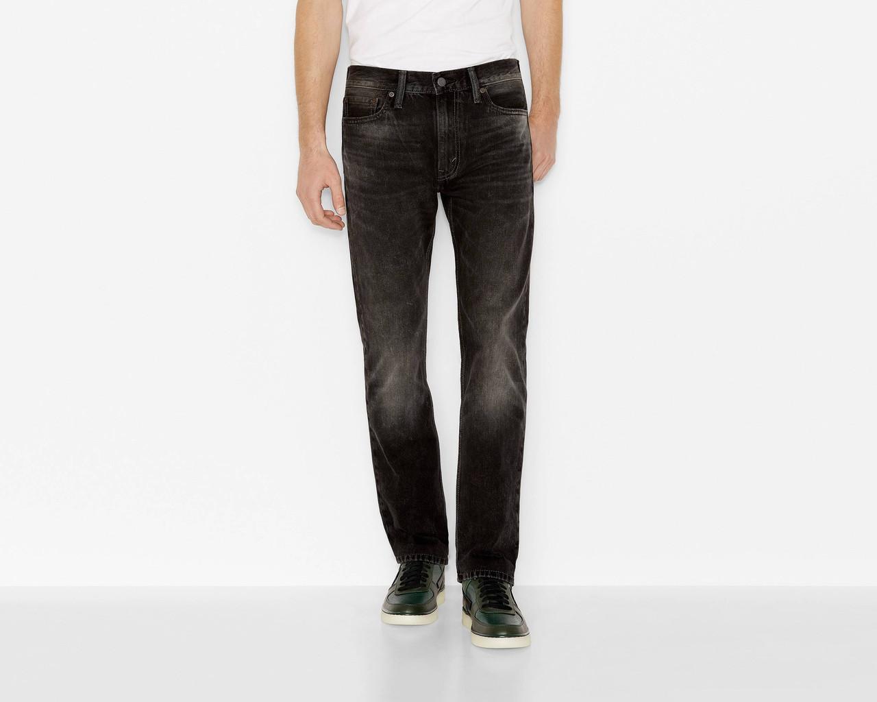 Джинсы Levi's 513 Slim Fit Straight Leg, Mad River, 32W34L, 085130594