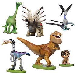Набор фигурок Хороший динозавр Дисней / The Good Dinosaurs