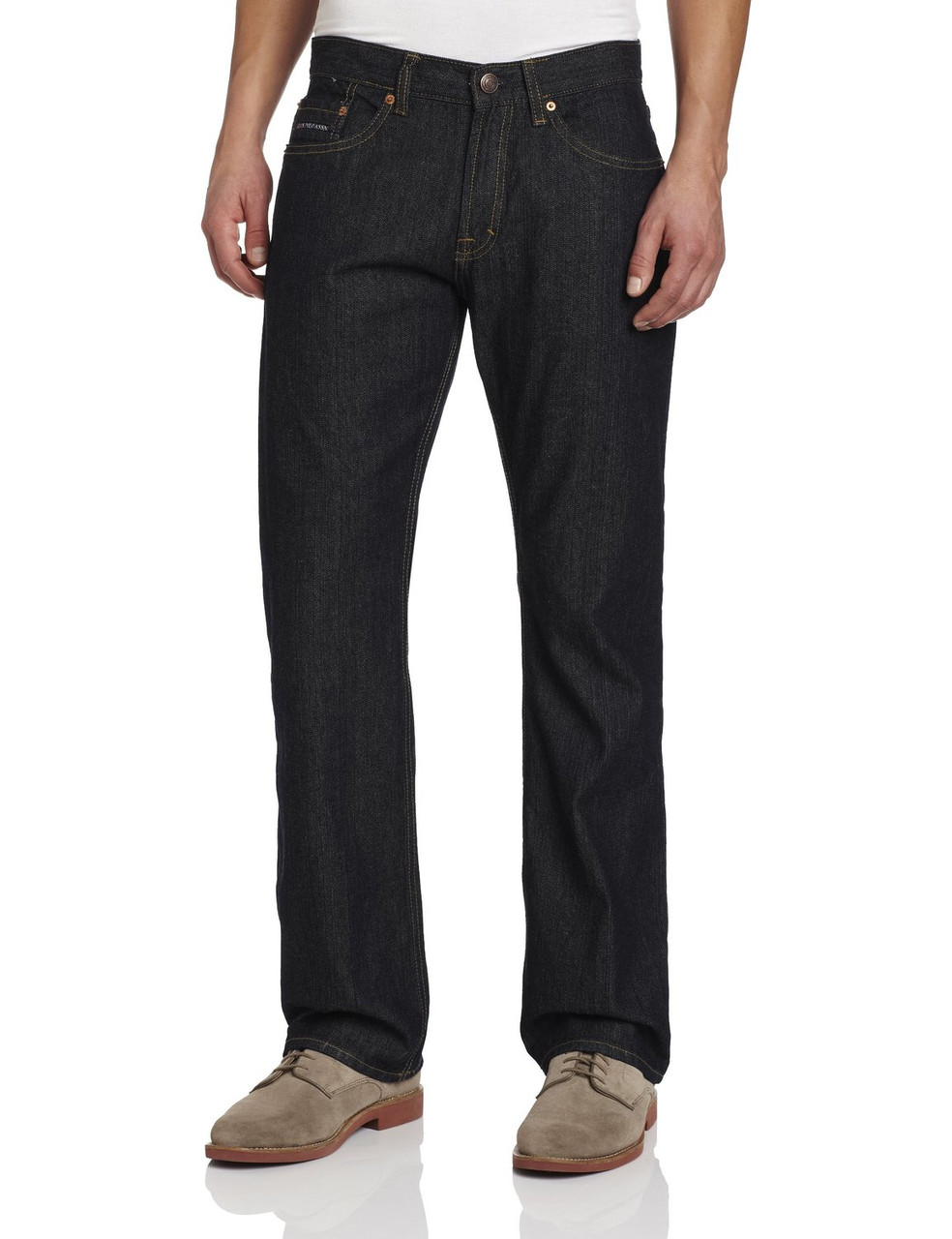 Джинсы U.S. Polo Assn. Slim Fit Bootcut Leg, Blue, 38W30L, 112898YX