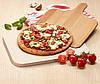 Камень для пиццы с лопаткой - прямоугольный