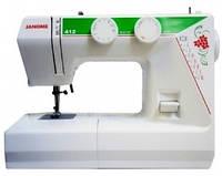 Электромеханическая швейная машина JANOME 412