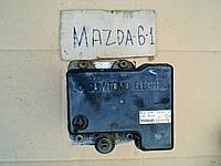 Блок ABS для Mazda 6, АКПП, 2.0i, 2004 г.в. GJYA437A0A, 2059045, MD9A2W3E30F2, 4364534