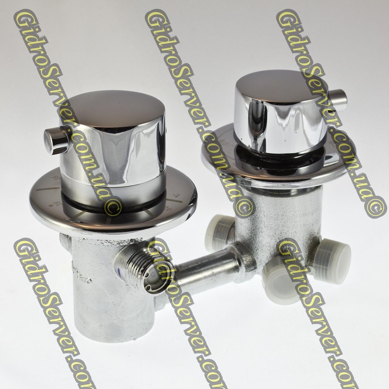 Термостатический смеситель для гидромассажной ванны, душевой кабины GT - 04.