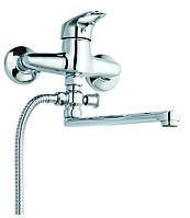 Смеситель для ванны LOP 018 Zegor