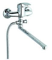 Смеситель для ванны LOP 035 Zegor