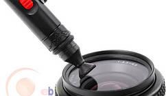 Набор для чистки оптики 3в1 груша карандаш фибра