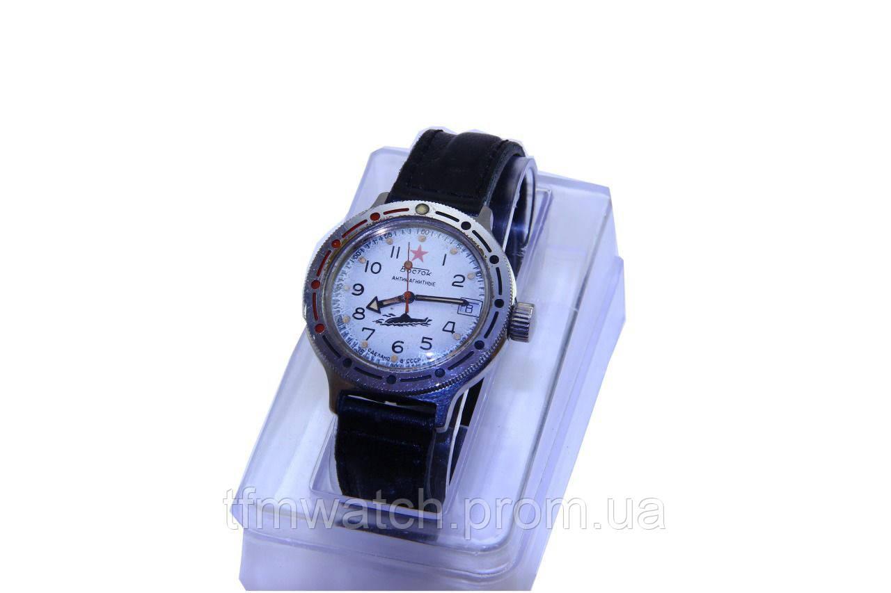 Механические часы Восток Амфибия СССР