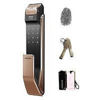 Биометрический электронный дверной замок Samsung EZON SHS-P910