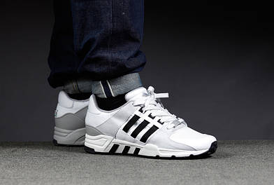 Кроссовки adidas-EQT-Support-93-White Gray