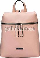 Сумка-рюкзак Бежевая 1 Вересня 25х10х27 (553045)