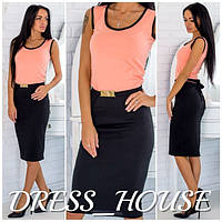 Стильное женское платье и-40174