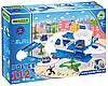 Tigres Kid Cars 3D набор полиция (Wader) 53320