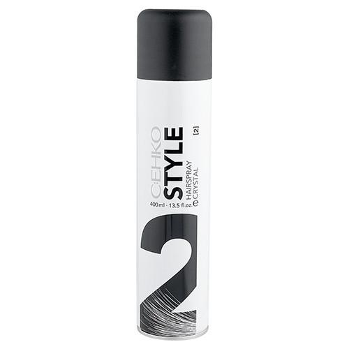 C:EHKO STYLE Лак для волос КРИСТАЛЛ (2) 400мл