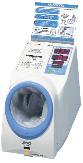 Профессиональные стационарные измерители артериального давления и пульсаТМ 2655