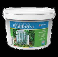 Акриловая эмаль для окон и дверей Windoora 2,7л