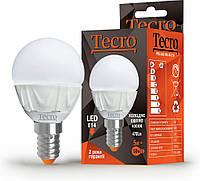 Led лампочка Tecro PRO-G45-5W-4K-E14