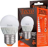Led лампочка Tecro PRO-G45-5W-4K-E27