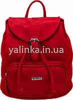 Сумка-рюкзак Красная 1 Вересня 31х12х30 (553080)