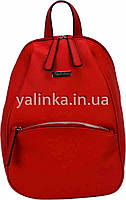 Сумка-рюкзак Красная 1 Вересня 23х10х31 (553091)