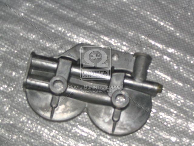 Крышка фильтра топливного (с жиклерами) (Россия). 740.1117027