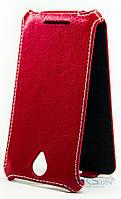 Чехол Status Standart Flip Series Lenovo A5000 Red