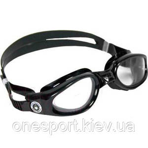 Очки для плавания Aqua Sphere Kaiman BLK L/DK черный (код 156-247905)