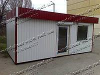 Изготовление и продажа павильонов Украина