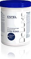 Пудра для обесцвечивания волос ULTRA BLOND DE LUXE 750 мл
