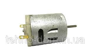 Мотор на фен строительный 17 Вольт