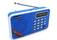 """Радиоприемник колонка """"WSTER"""" WS-958RC"""