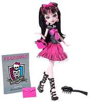 Кукла Monster High Picture Day Draculaura Doll Дракулаура День фотографии
