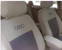 Авточехлы салона Audi А-6 (С6) 2004-2011 г., тканевые.
