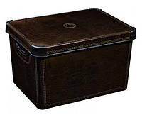 Ящик для хранения 23 л Deco`s STOCKHOLM