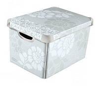 Ящик для хранения 23 л Deco`s Romance