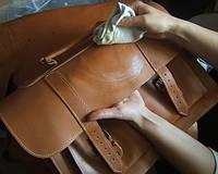 Правила догляду та зберігання сумок з різних видів матеріалів