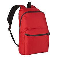 Рюкзак красный городской  (17л)