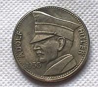 5 рейхсмарок 1935 года Адольф Гитлер №289