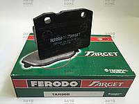 Тормозные колодки передние Ferodo TAR96 на ВАЗ 2101-07 , фото 1