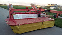 Косилка плющилка прицепная Pottinger Catnova 310 T