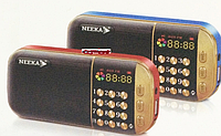 Портативный плеер с FM радио Neeka NK-937, фото 1
