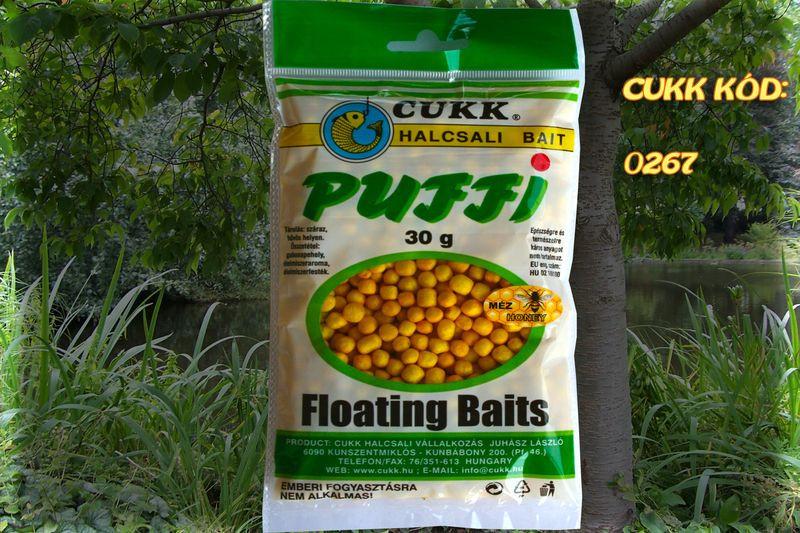 """Воздушное тесто Cukk Puffi """"Мед"""" мелкий"""