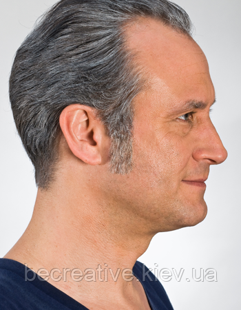 Бакенбарды из натуральных волос
