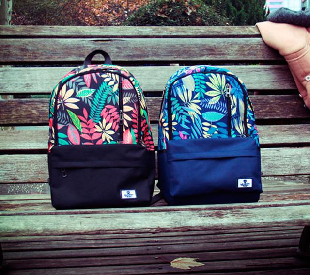 Рюкзак Akarmy | красный и синий
