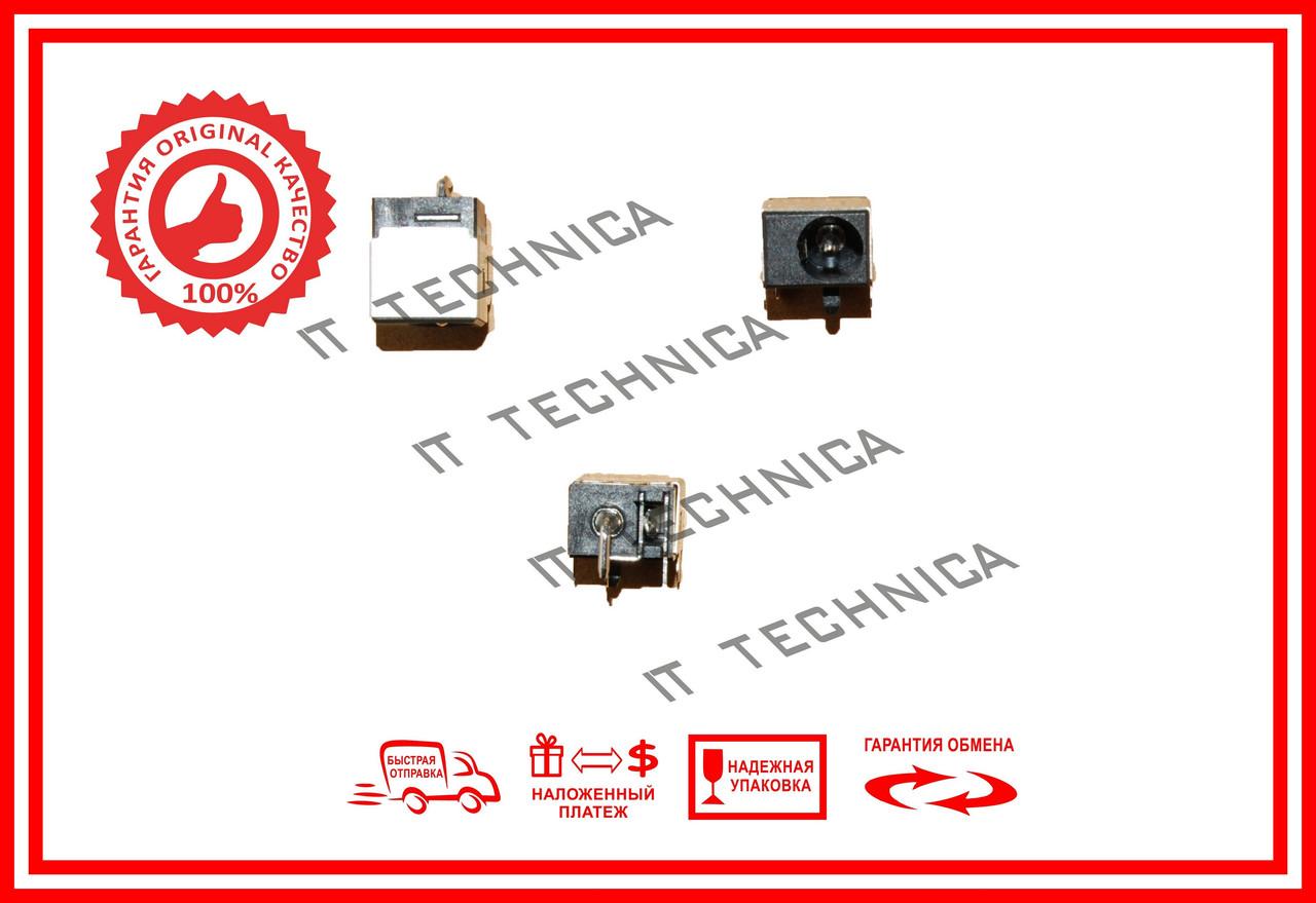 Роз'єм живлення PJ038 ACER Travelmate 290 290E