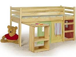Кровать детская EMI 80x200 сосна Halmar