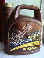 Масло моторное PEMCO 10w-40 5л полусинтетика АКЦИЯ цена по курсу 21$ (пр-во PEMCO Germany)