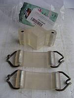 Резинка подвески глушителя ВАЗ 2101 - 2107 (к-кт 3шт) СИЛИКОН!